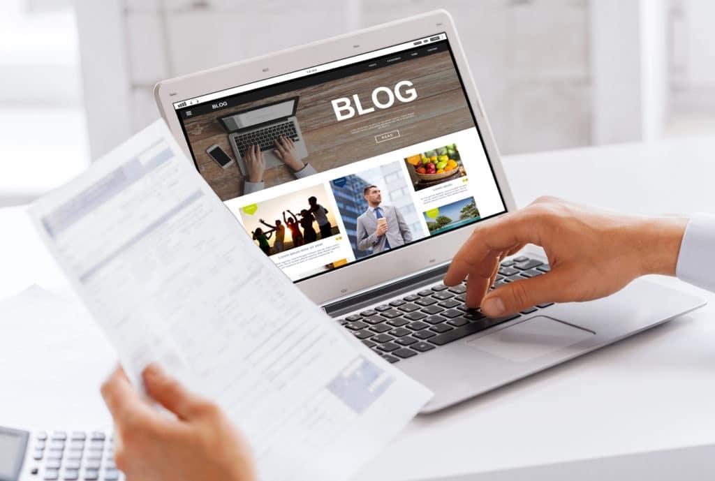 Le blog d'entreprise : un levier de croissance incontournable